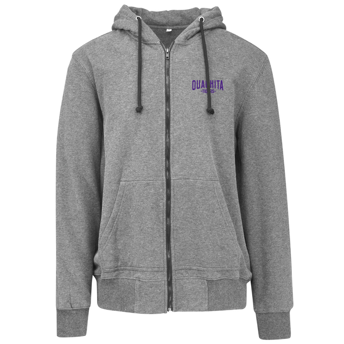 OUACHITA TIGERS FULL ZIP JACKET