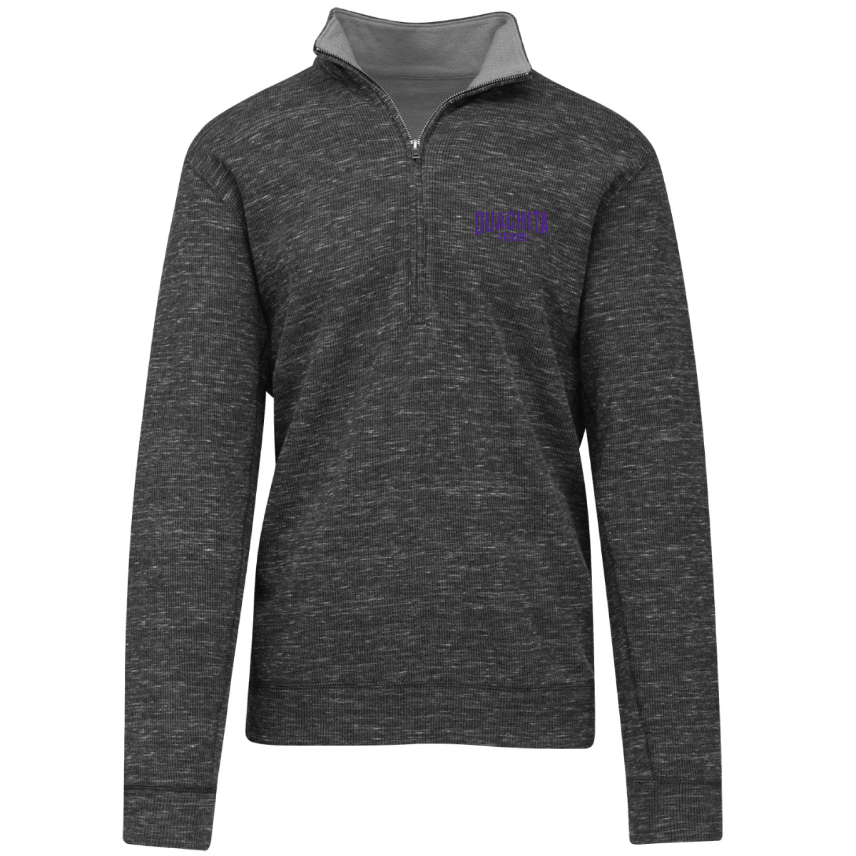 OUACHITA TIGERS 1/2 ZIP PULLOVER