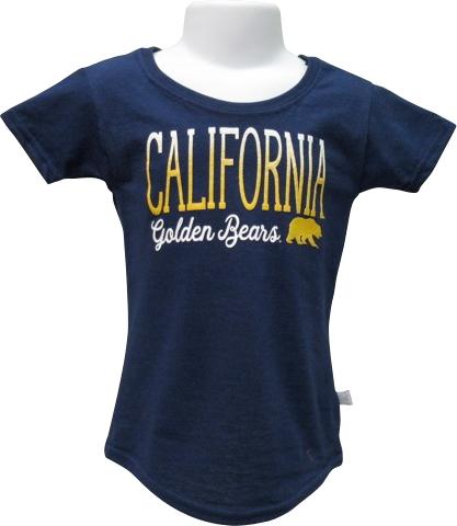 University of California Berkeley SS Toddler Lightweight Tee