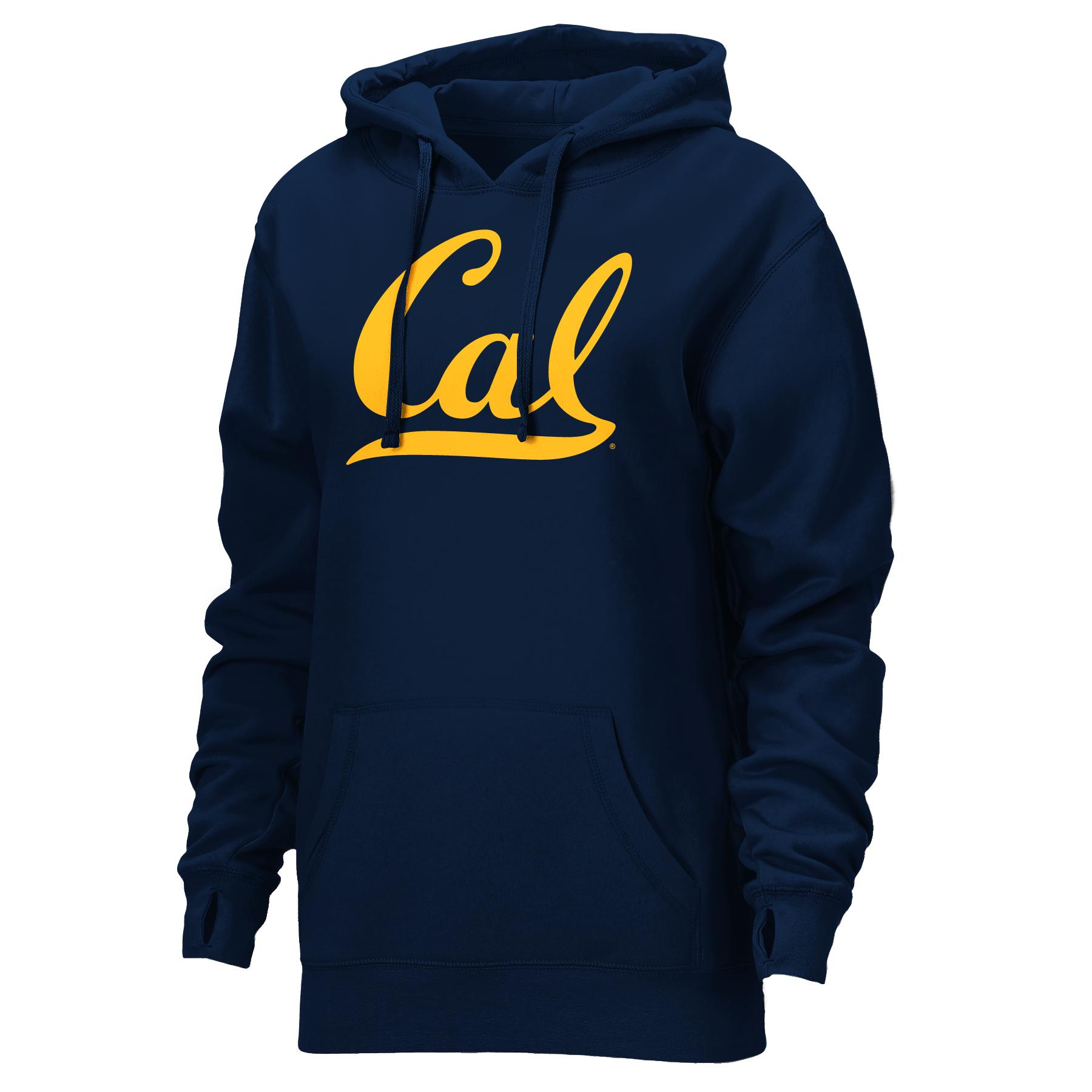 University of California Berkeley Women's Spirit Hood Cal Logo
