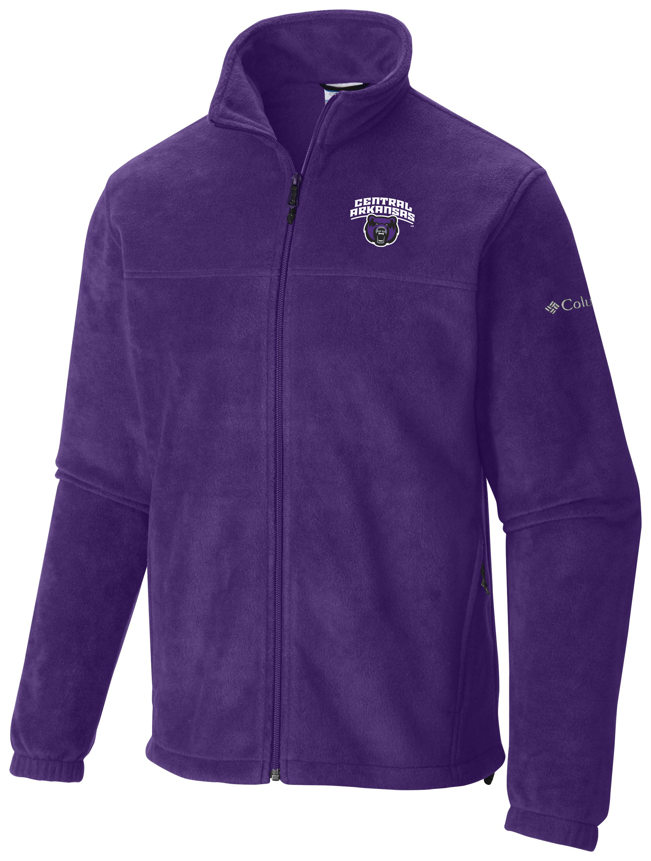 Central Arkansas Flanker Full Zip Jacket