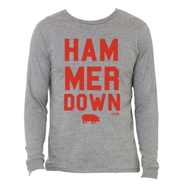 MD25 W Hammer Down LS Tee