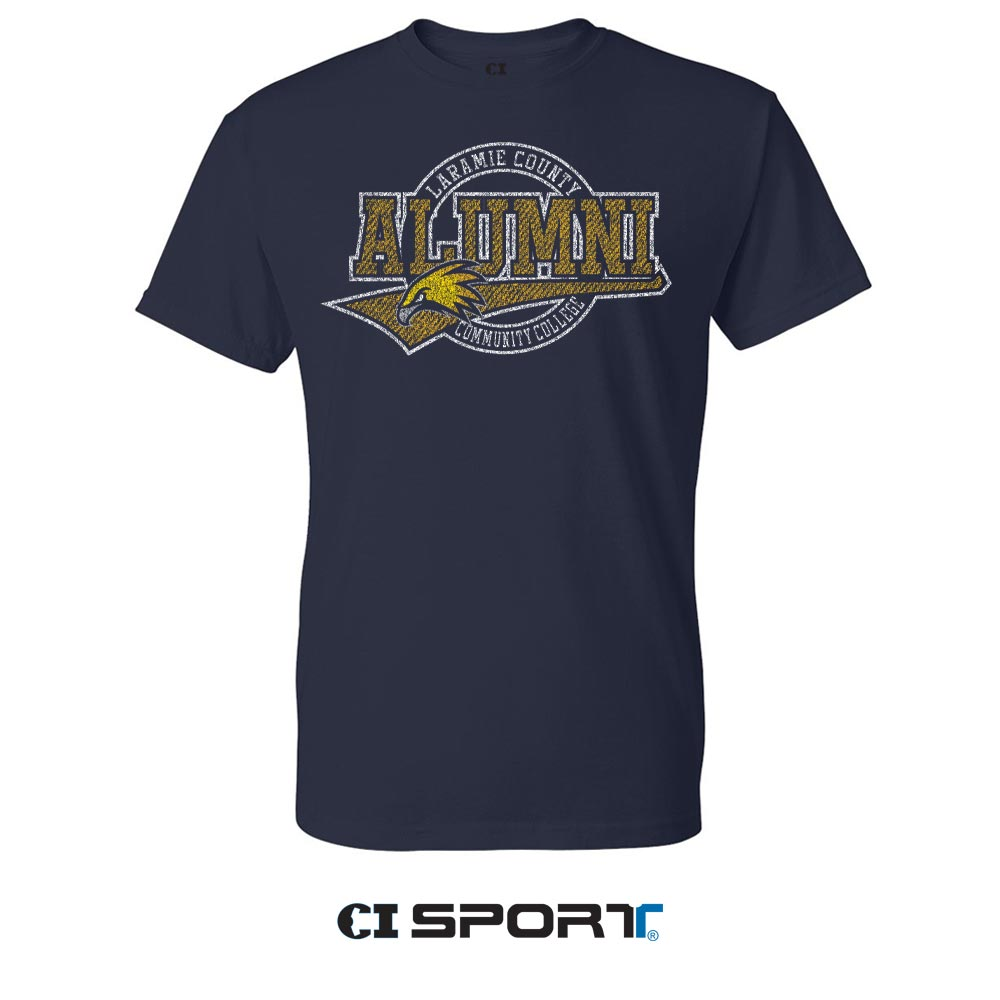 LCCC Eagles Domino Alumni T-Shirt