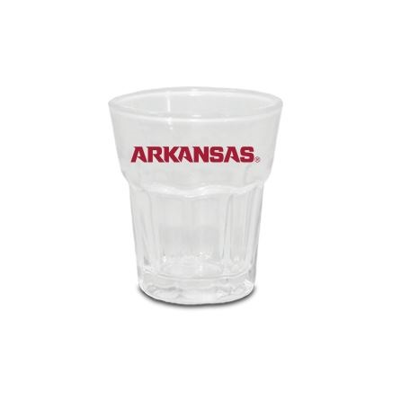1.5oz Retro Shot Glass ARKANSAS