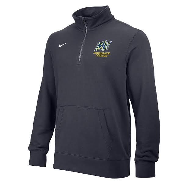 Anthracite Stadium Club 1/4 Zip