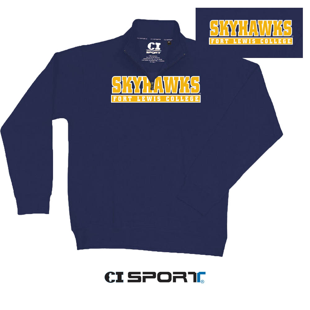 Skyhawks Cotton 1/4 Zip