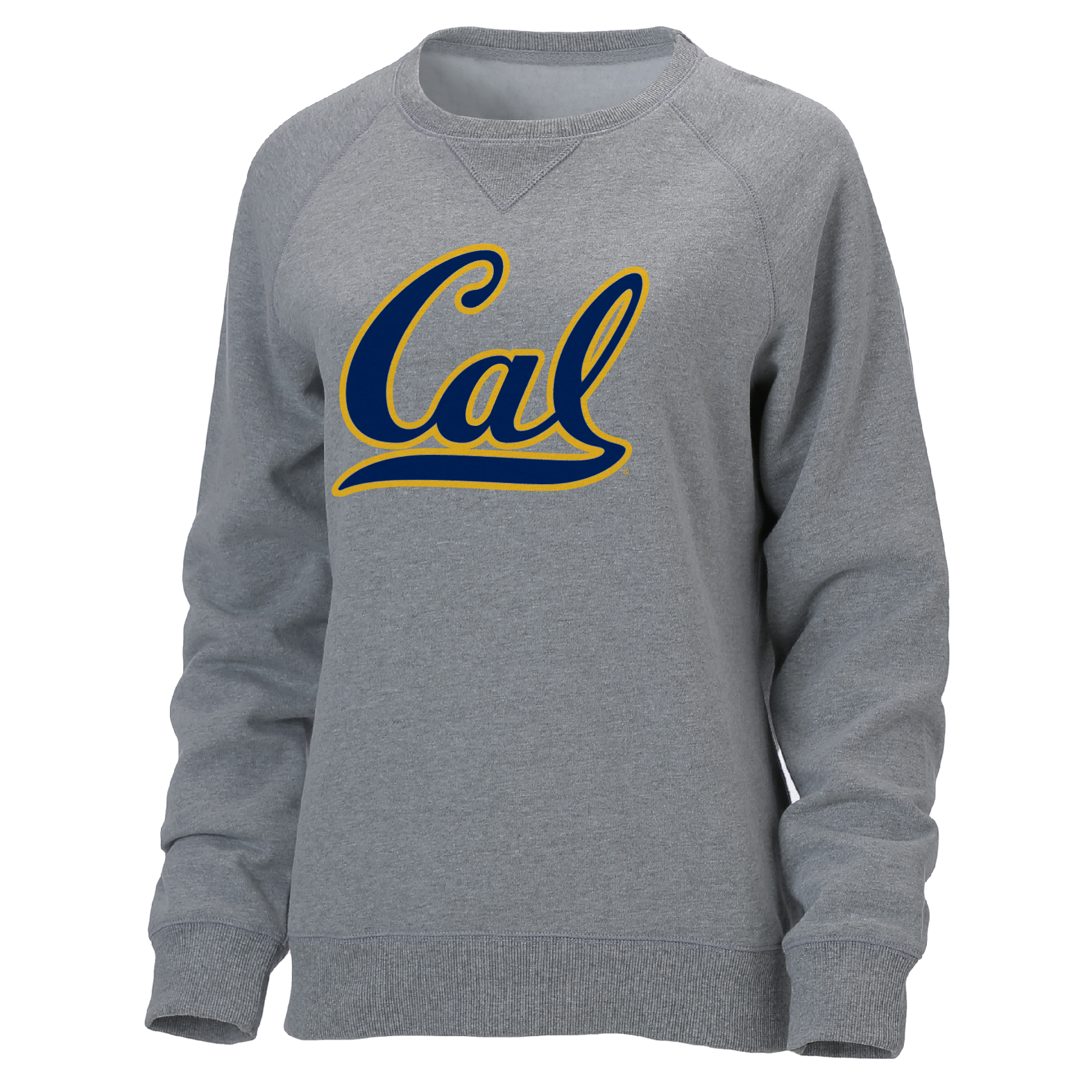 University of California Berkeley Women's Hotshot Crew Long Sleeve Cal Logo