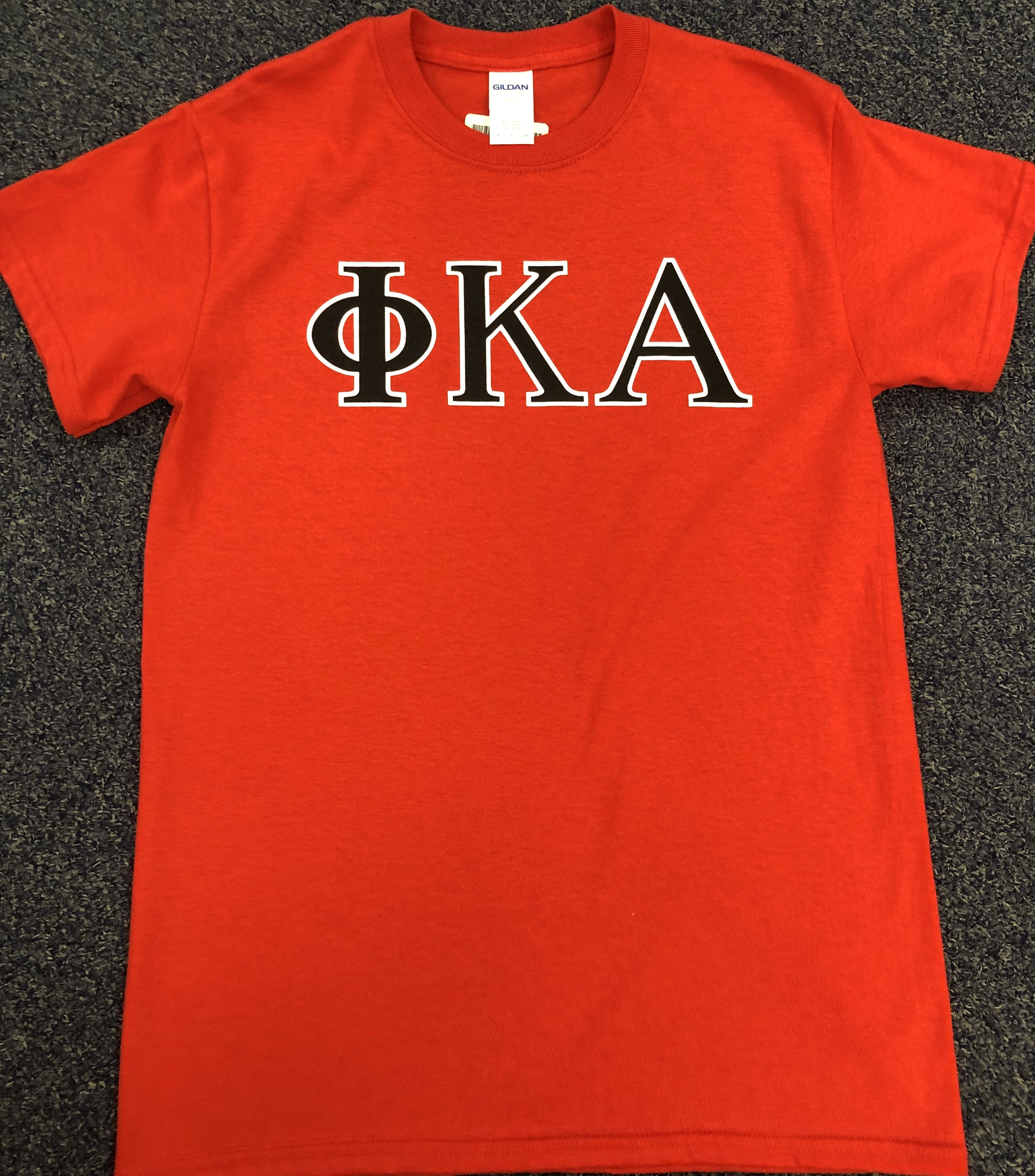 Phi Kappa Alpha Tee
