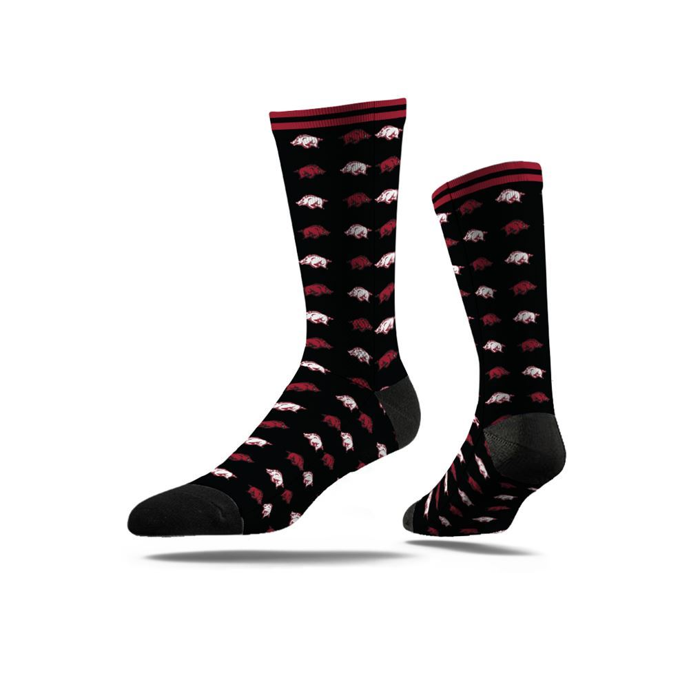 Razorback Business Socks