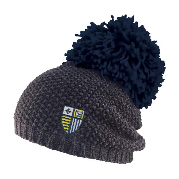 Oversize Pom Hat