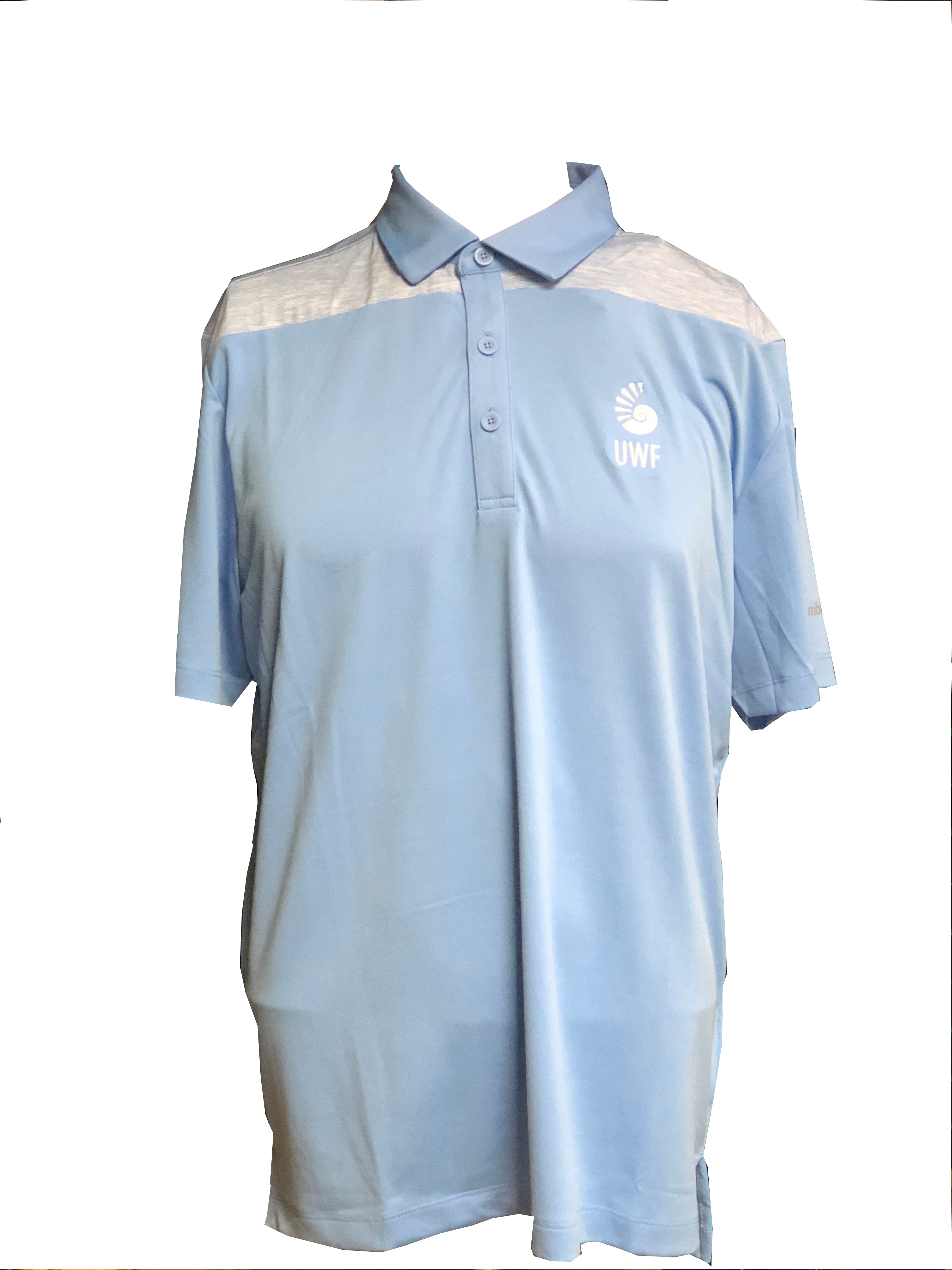 COLUMBIA SKY BLUE POLO