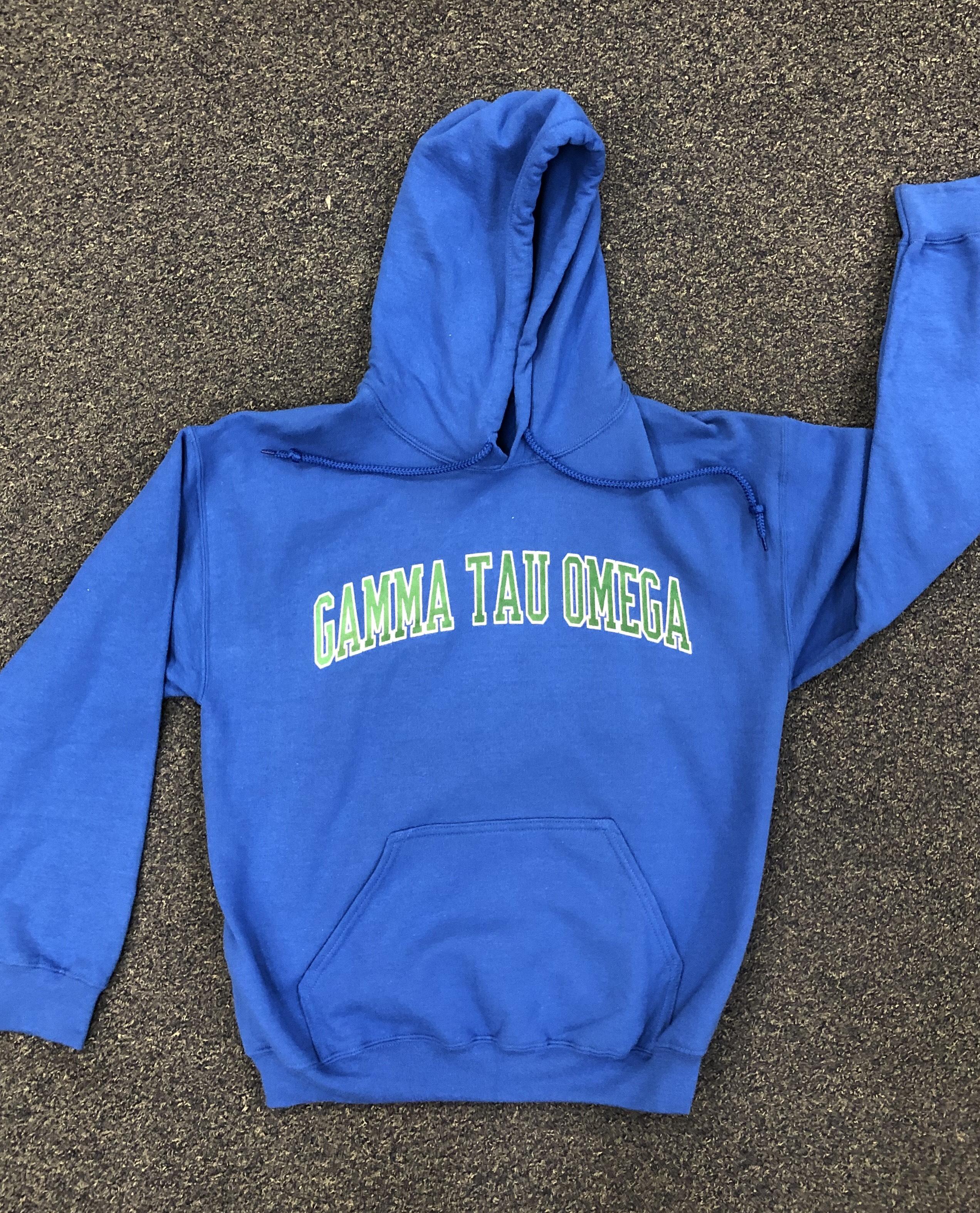 Gamma Tau Omega Hoodie - S