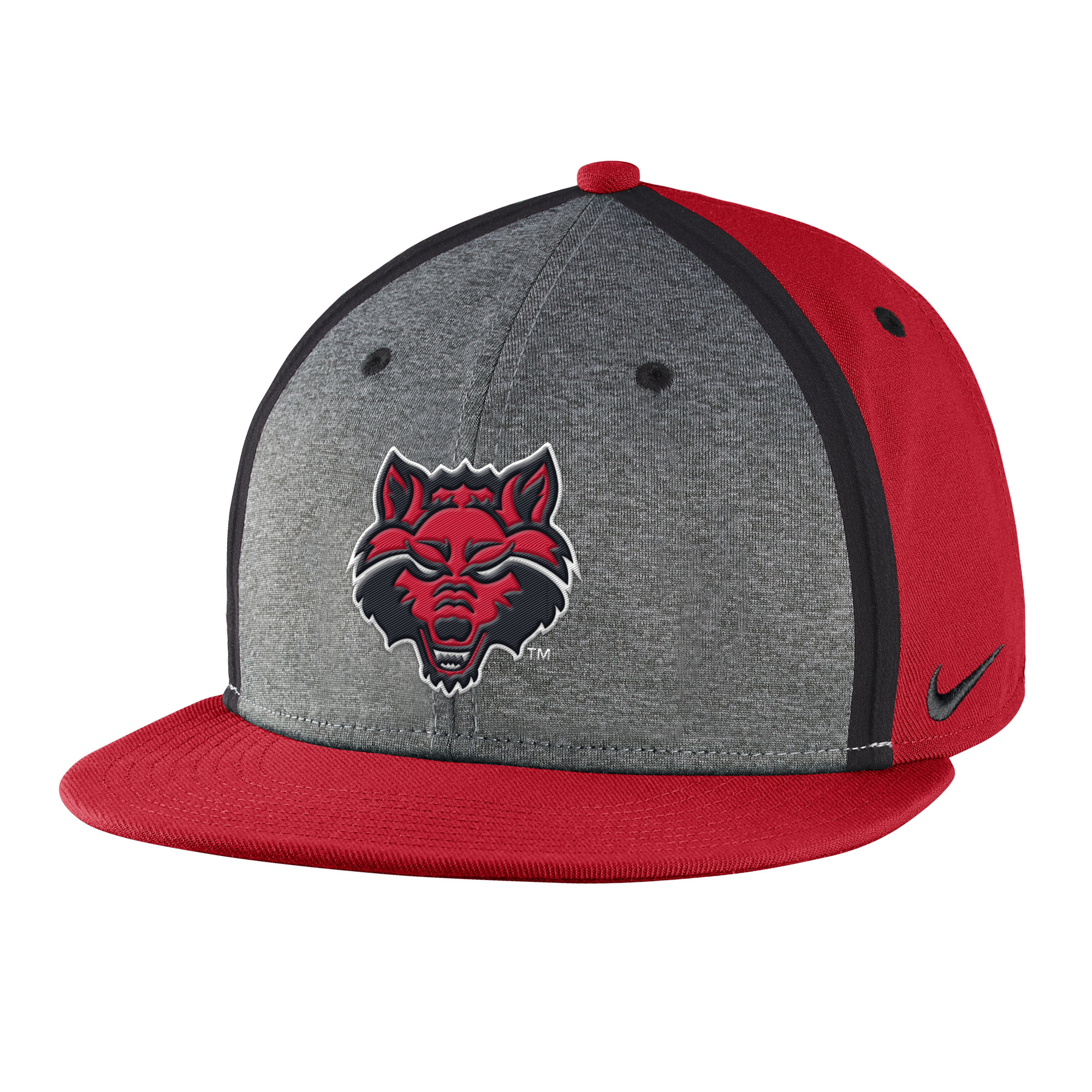 Red Wolves Youth True Sideline Players Hat