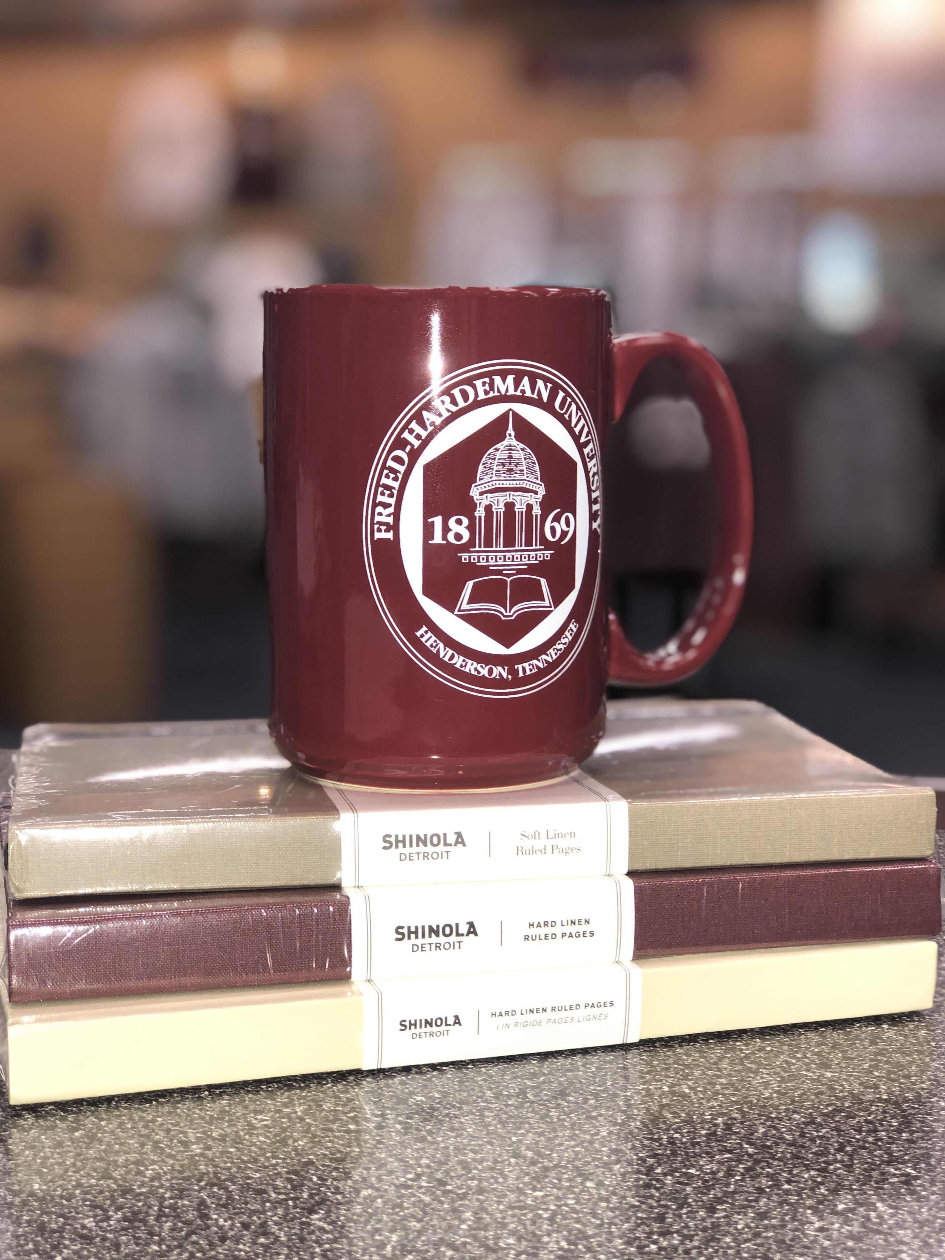 FHU Seal Mug