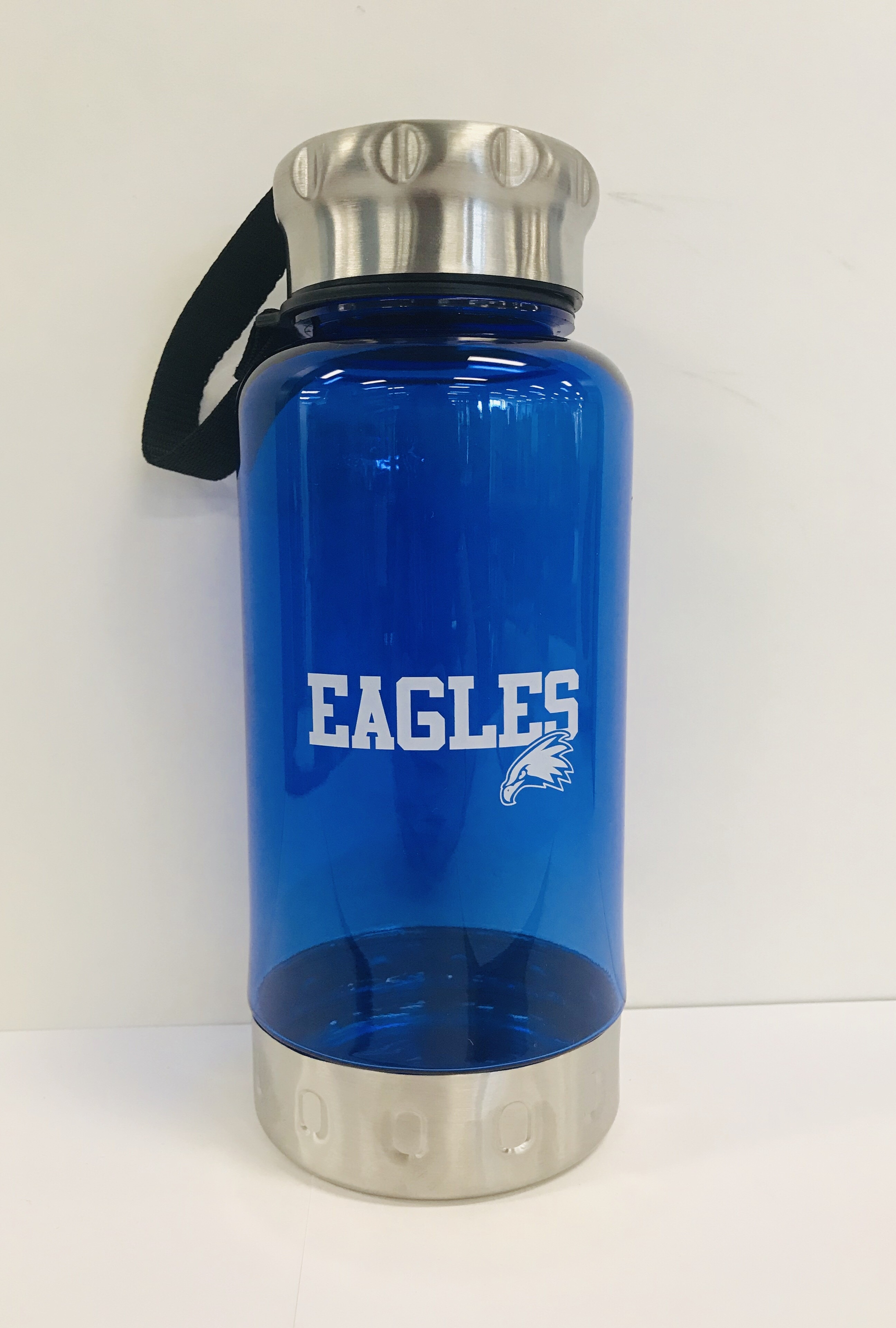 32 Oz. Hampton Golden Eagles Water Bottle