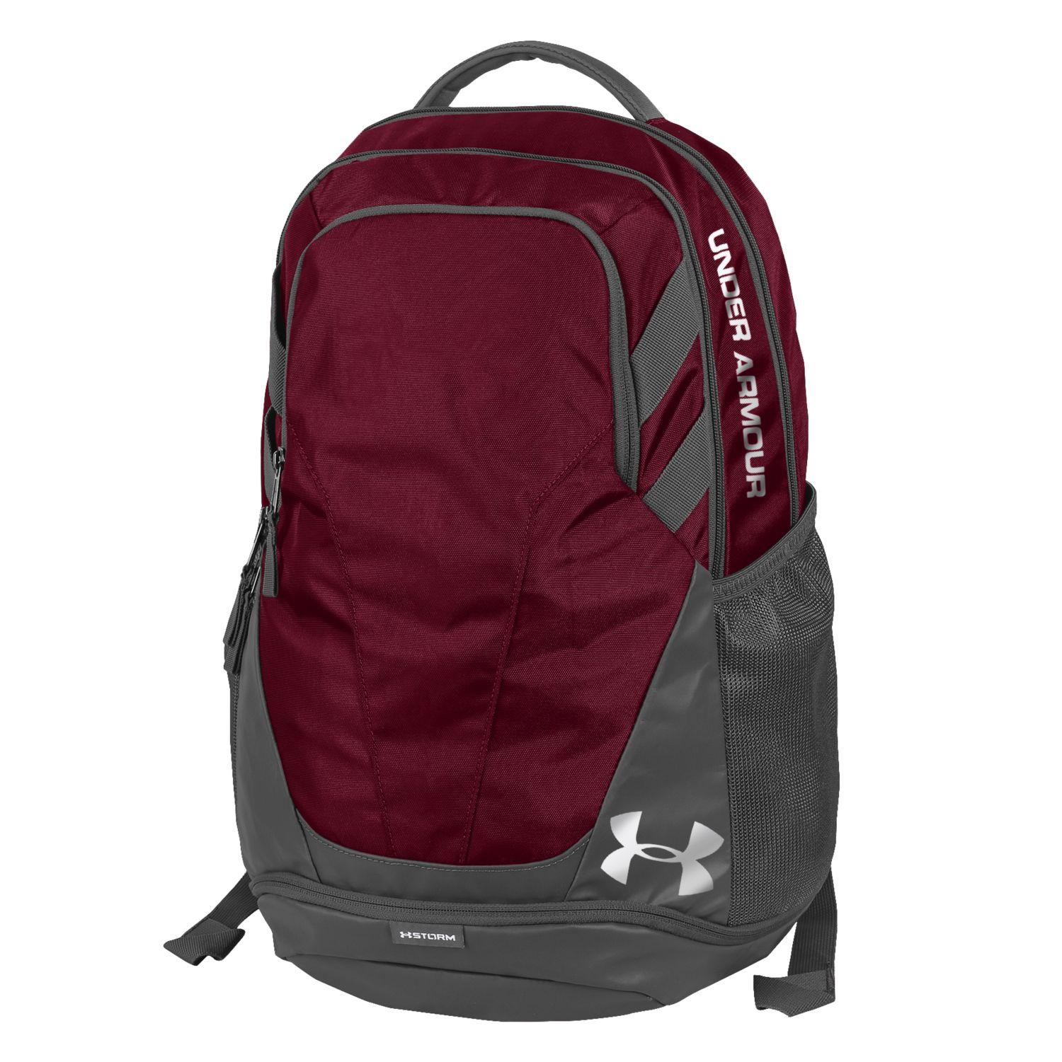 UA Hustle 3.0 Storm Backpack