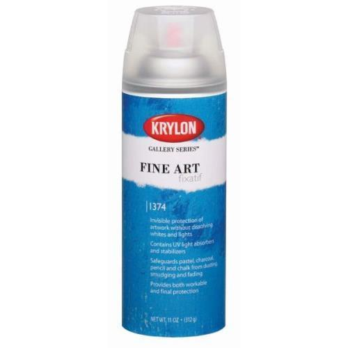 Gallery Series Fine Art Fixatif 11oz