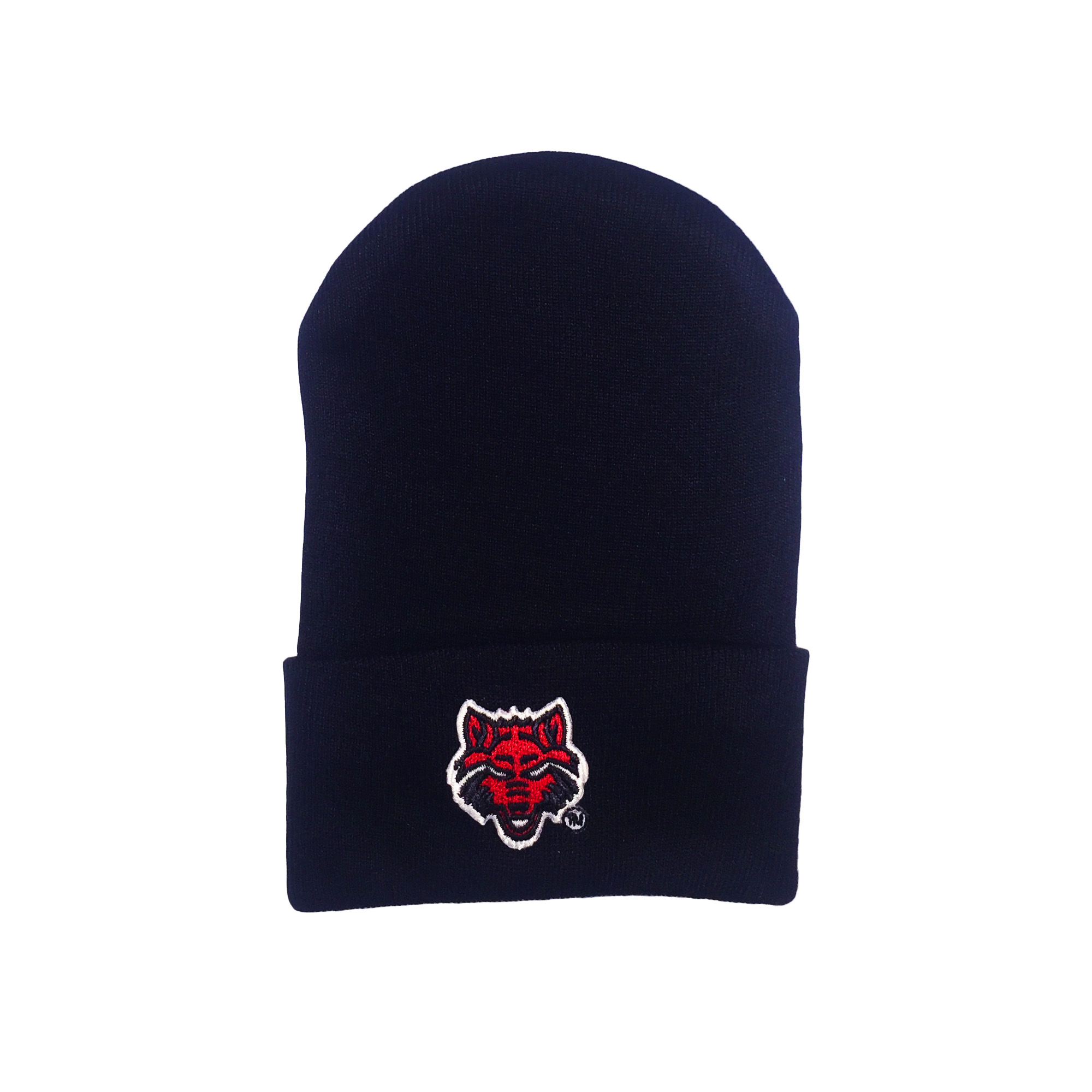 Red Wolves Knit Cap