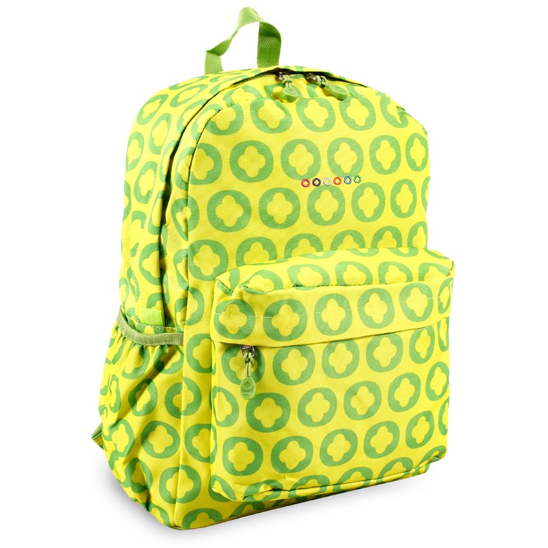 JWorld Lime Logo Backpack