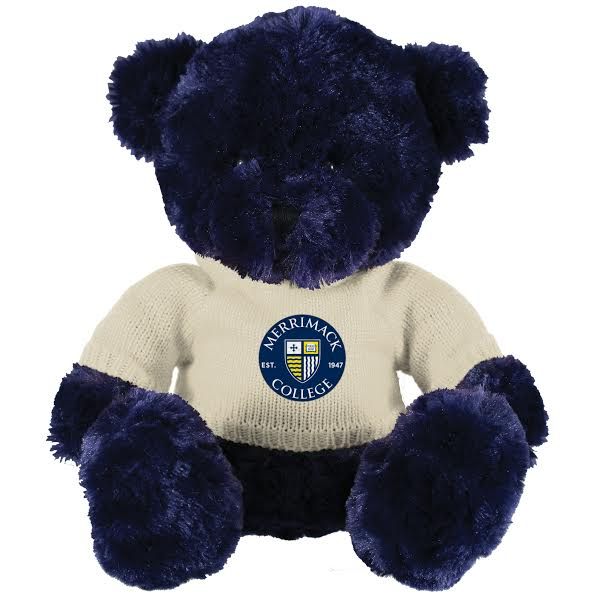 Navy/Ivory Elliott Teddy Bear