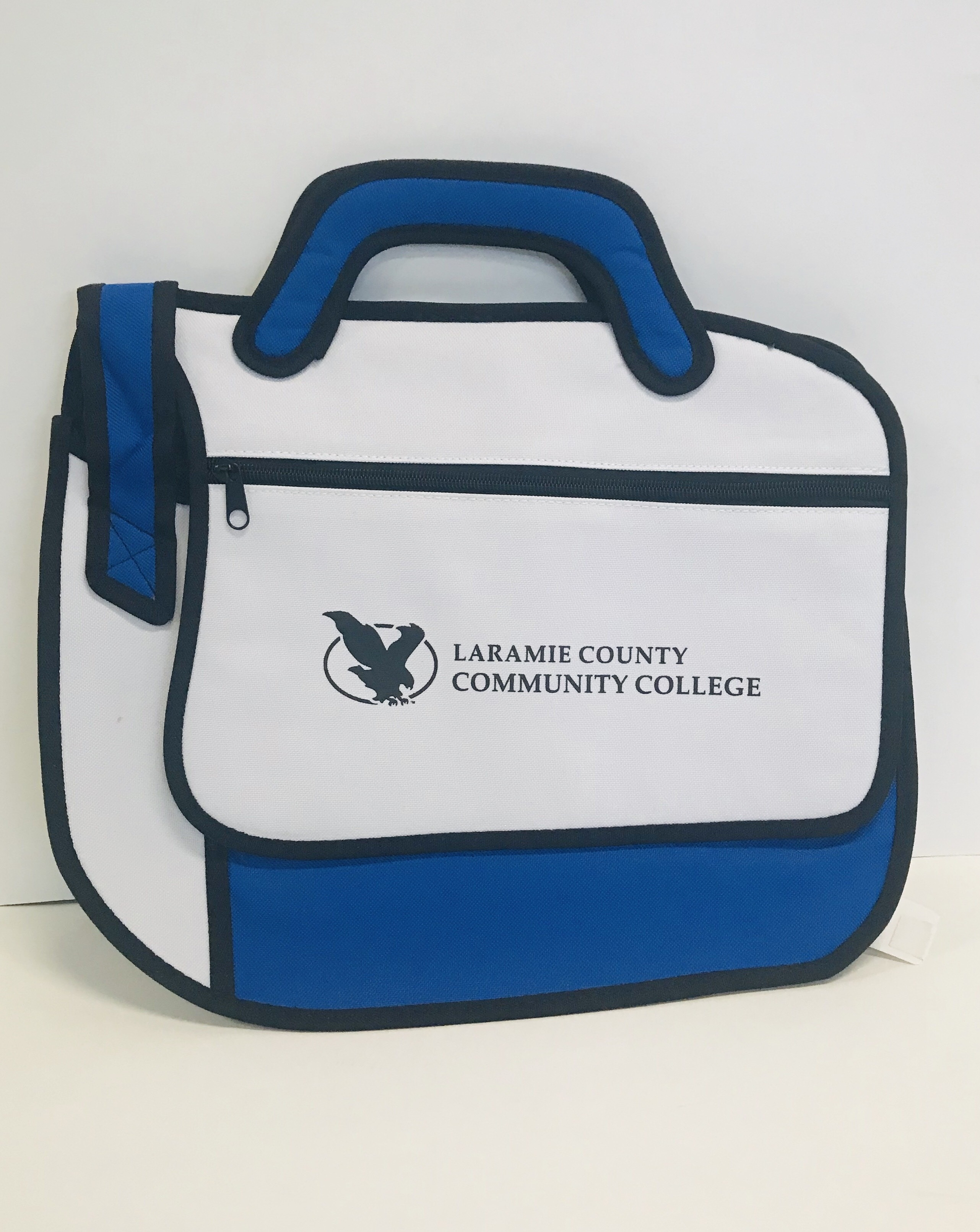 LCCC Sketch Messenger Bag
