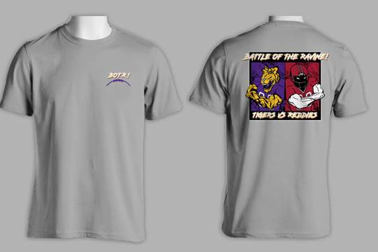 BATTLE OF THE RAVINE LONG SLEEVE TEE (shown in short sleeve)