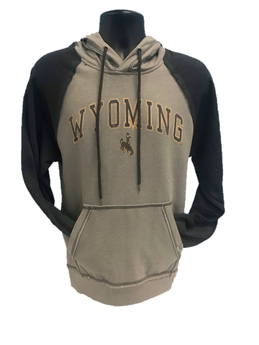 Wyoming Steamboat Hoodie
