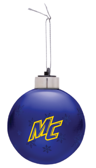 MC Light Up Ornament