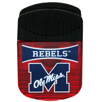 Ole Miss Clip Magnet
