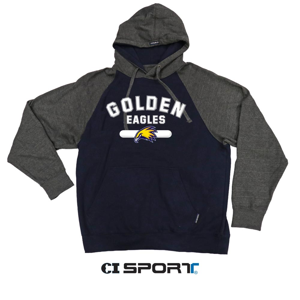 Golden Eagles Colorblock Hoodie