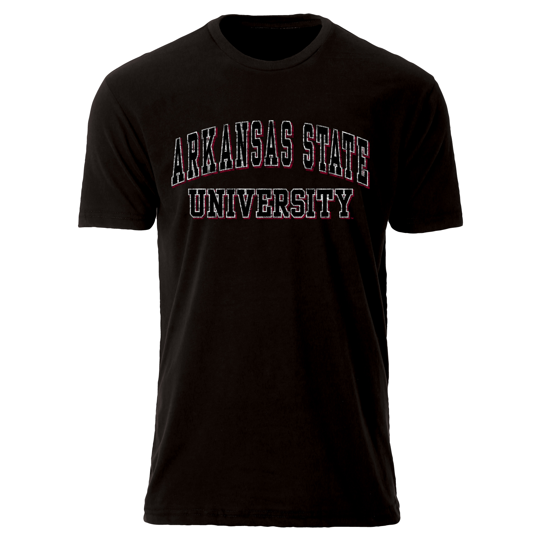 Arkansas State Sueded SS Tee