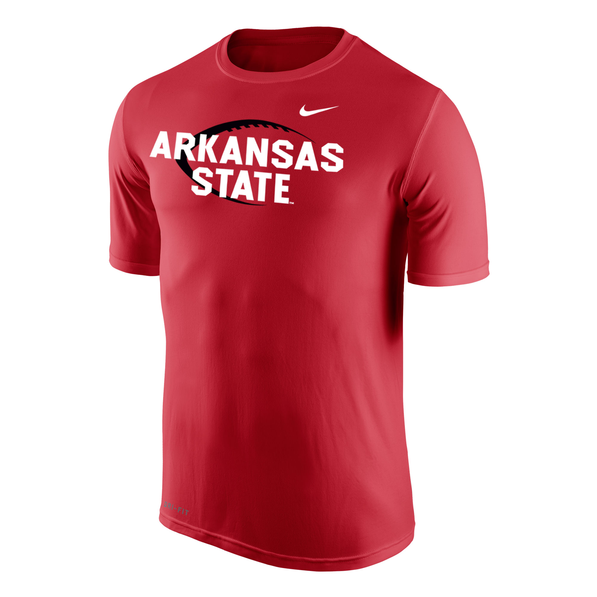 Red Wolves Football SS Tee