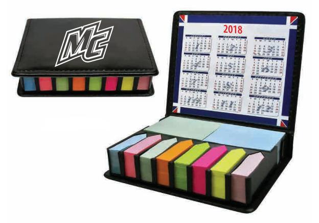 Sticky Note Memo Box