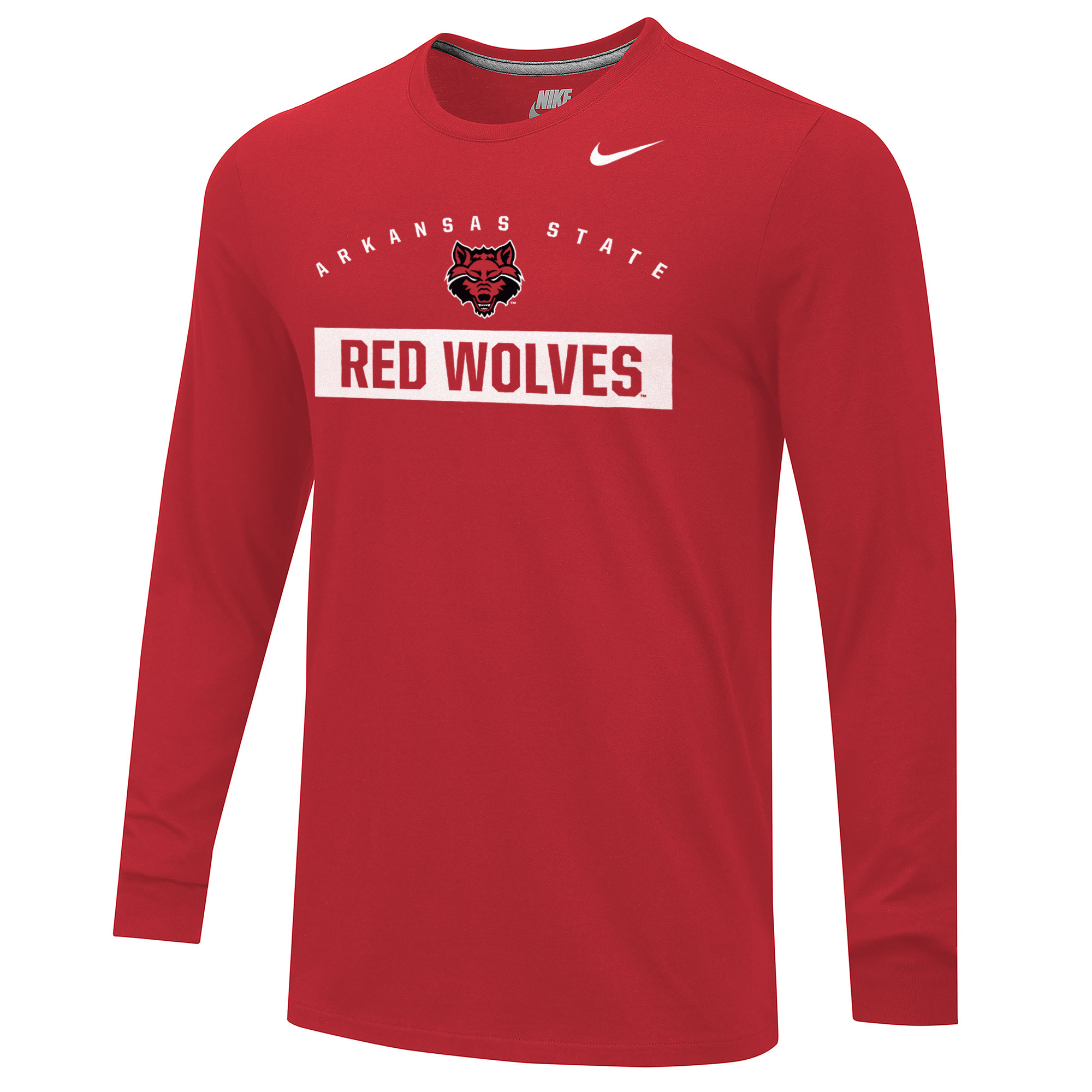 Arkansas State Red Wolves LS Tee