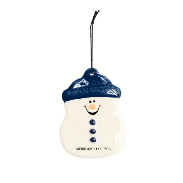 Adam Snowman Ornament