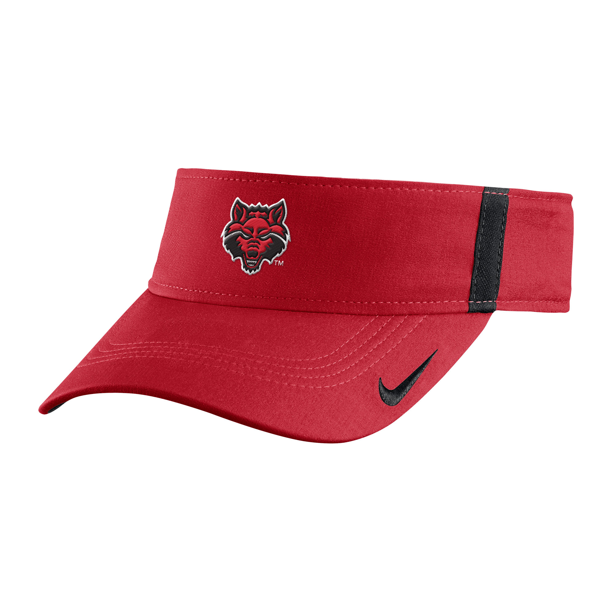Red Wolves Sideline Aero Visor