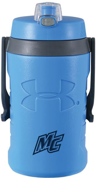 64oz Blue Under Armour Bottle