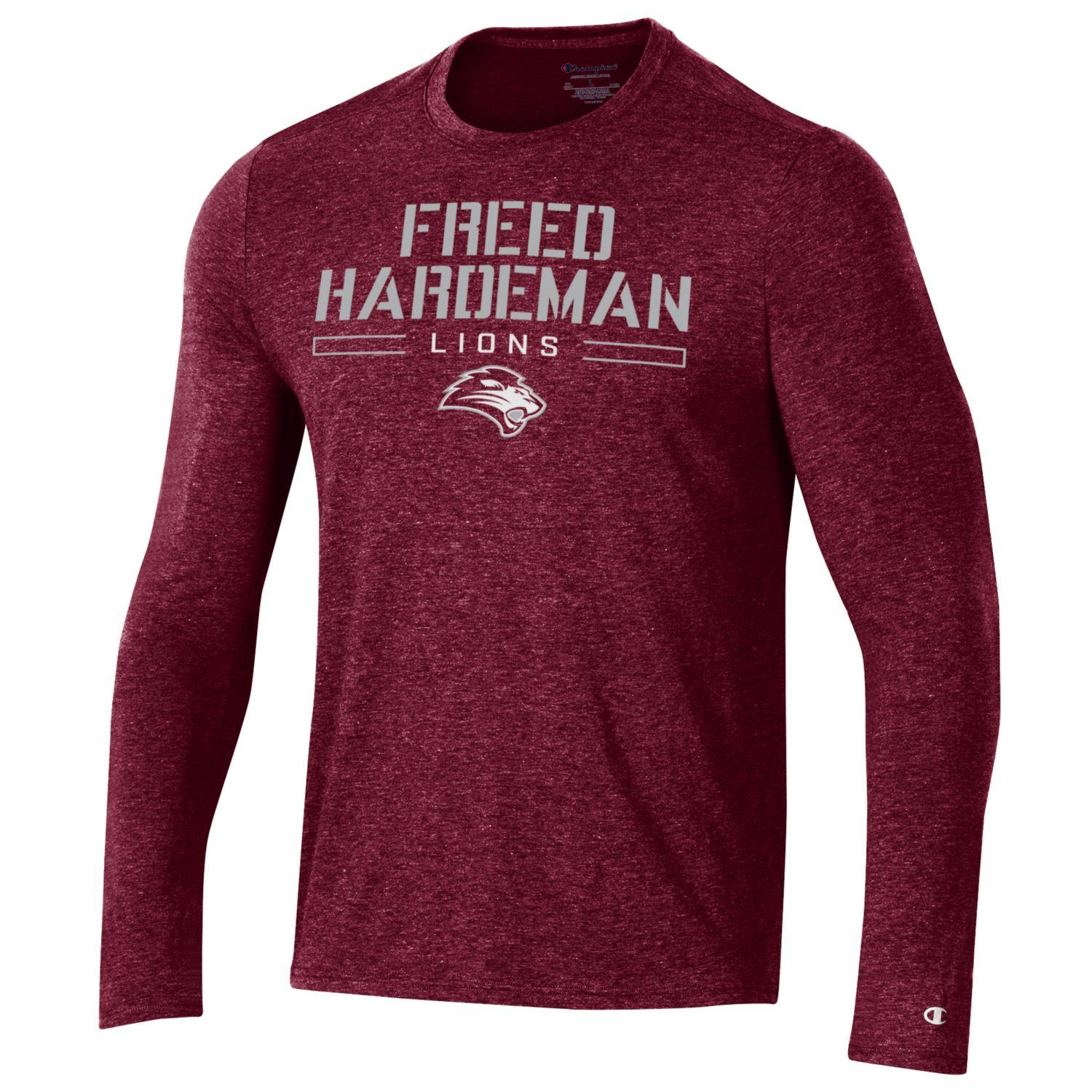 FHU Champion® Field Day LS Tee