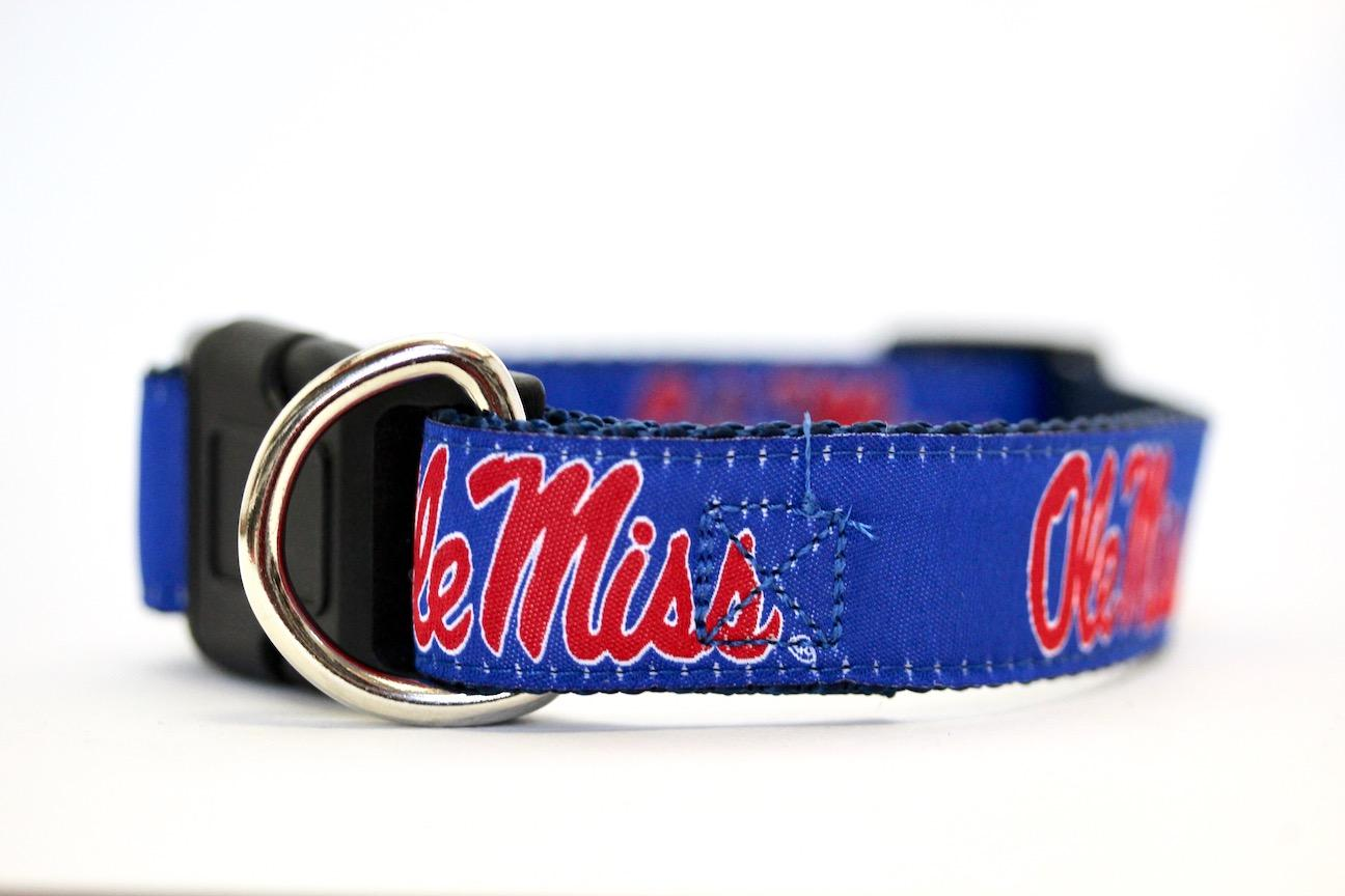 Dog Collar - Blue
