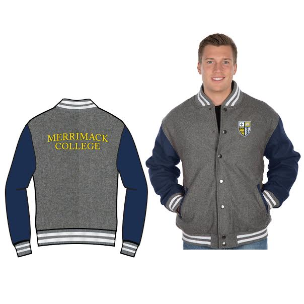 Varsity Melton Jacket