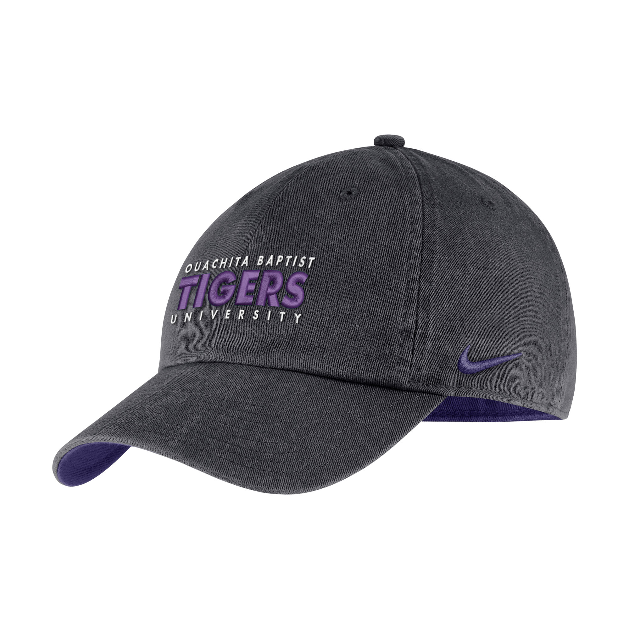 OUACHITA BAPTIST UNIVERSITY TIGERS NIKE CAP