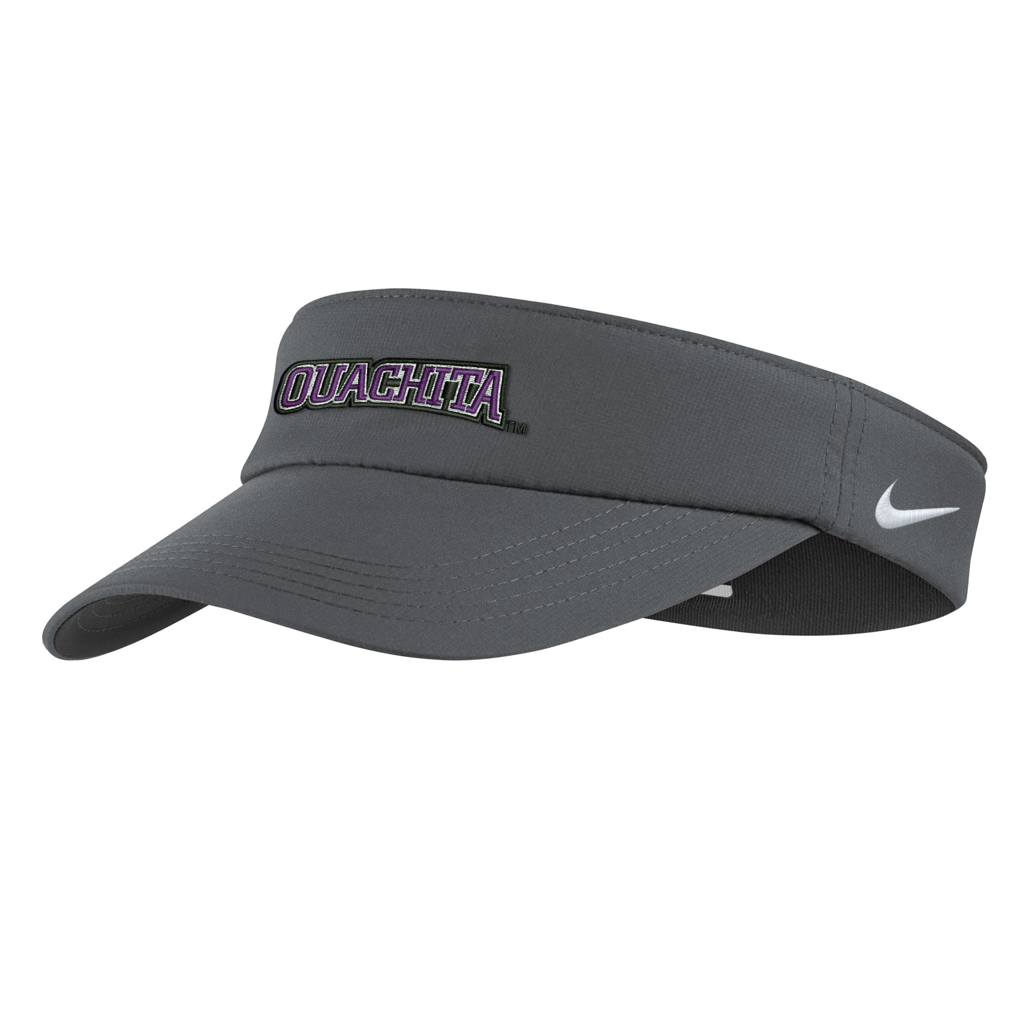 NIKE OUACHITA GOLF TECH TOUR VISOR