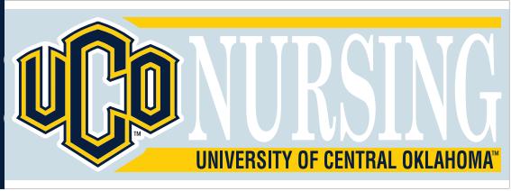 UCO Nursing Car Decal