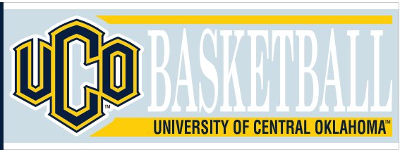 UCO Basketball Car Decal