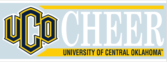 UCO Cheer Car Decal