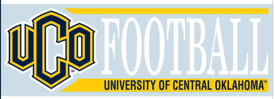 UCO Football Car Decal