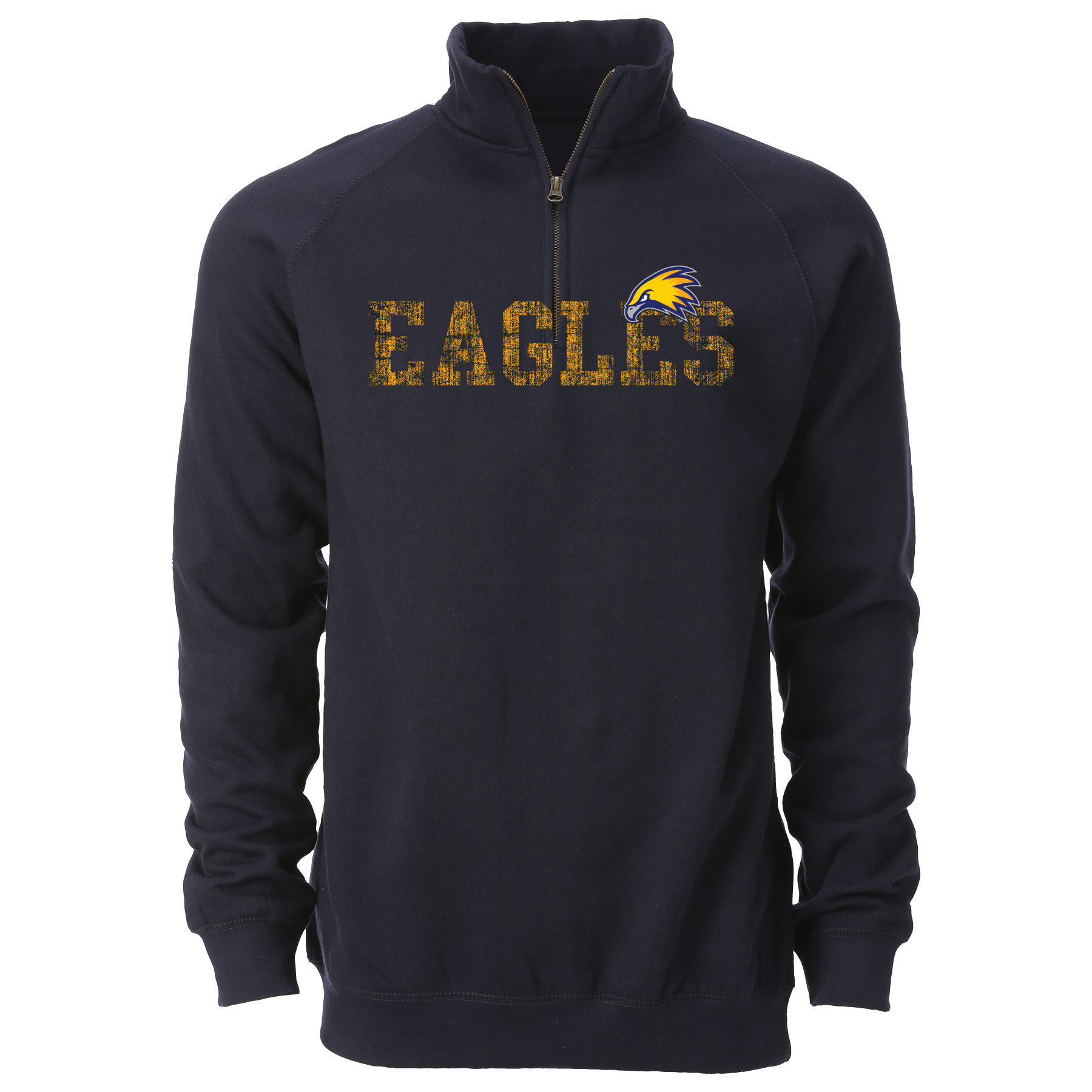 Eagles Benchmark 1/4 Zip Pullover