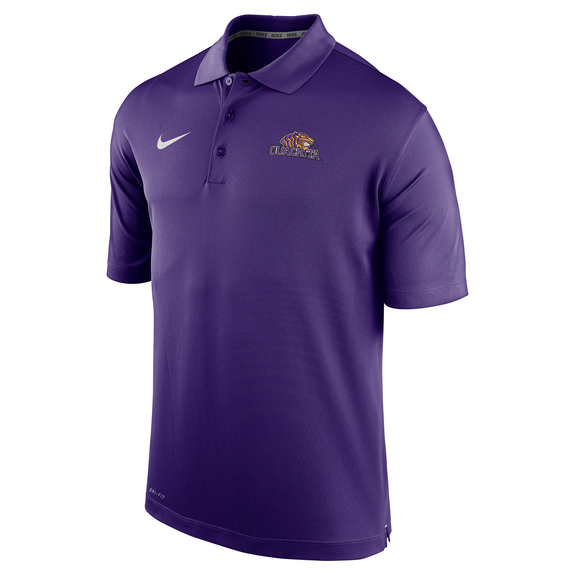 OUACHITA LOGO NIKE DRI-FIT POLO