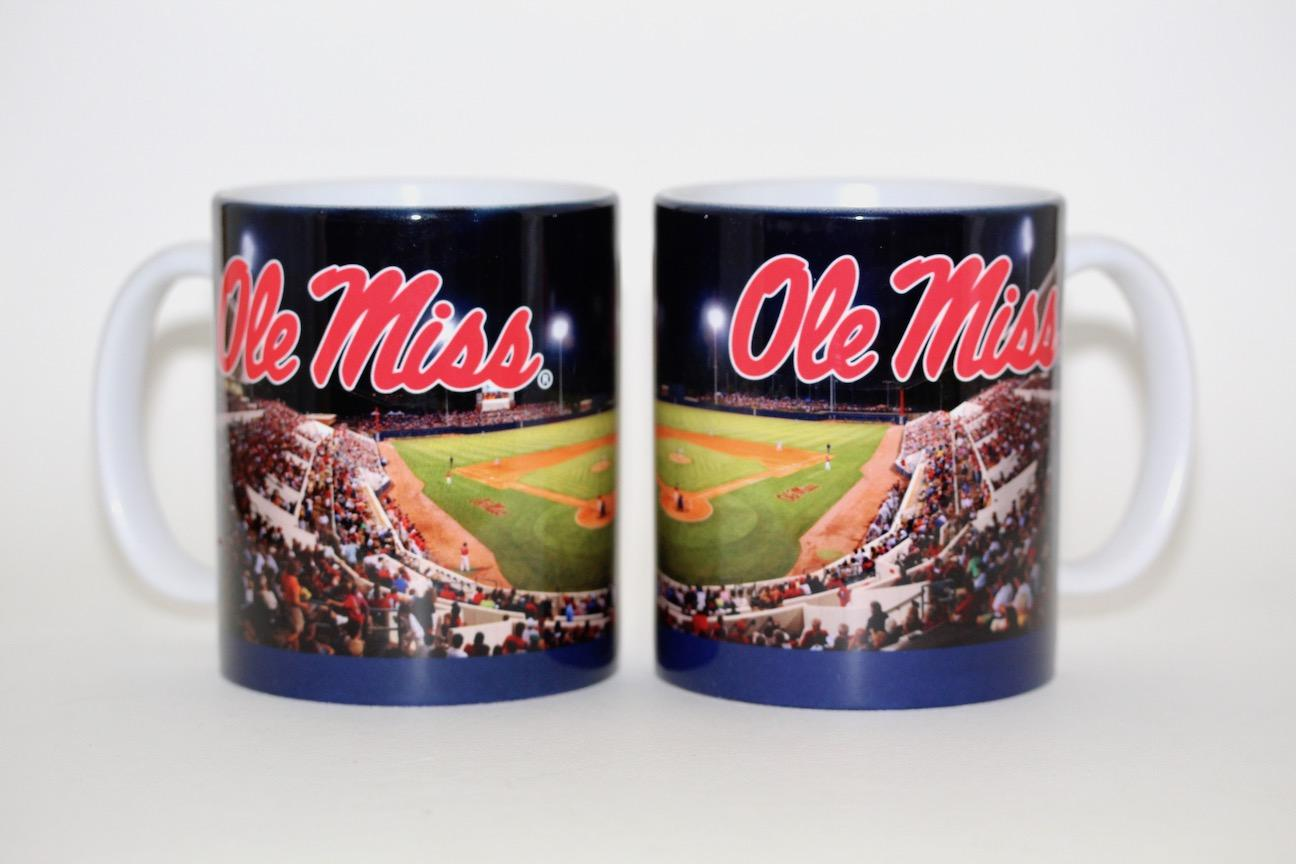 Swayze Field Baseball Stadium Mug Small