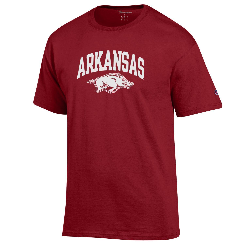 M Arkansas RH SS Tee